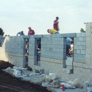 Masonry: Block, Brick, Stucco Flagstone, Landscape walls... we are skilled in the always evolving area of unique and customizable masonry!